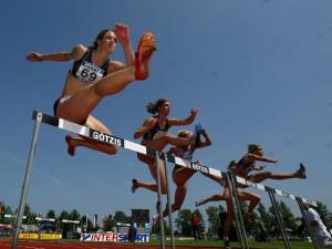 Feature Huerdenlauf Frauen