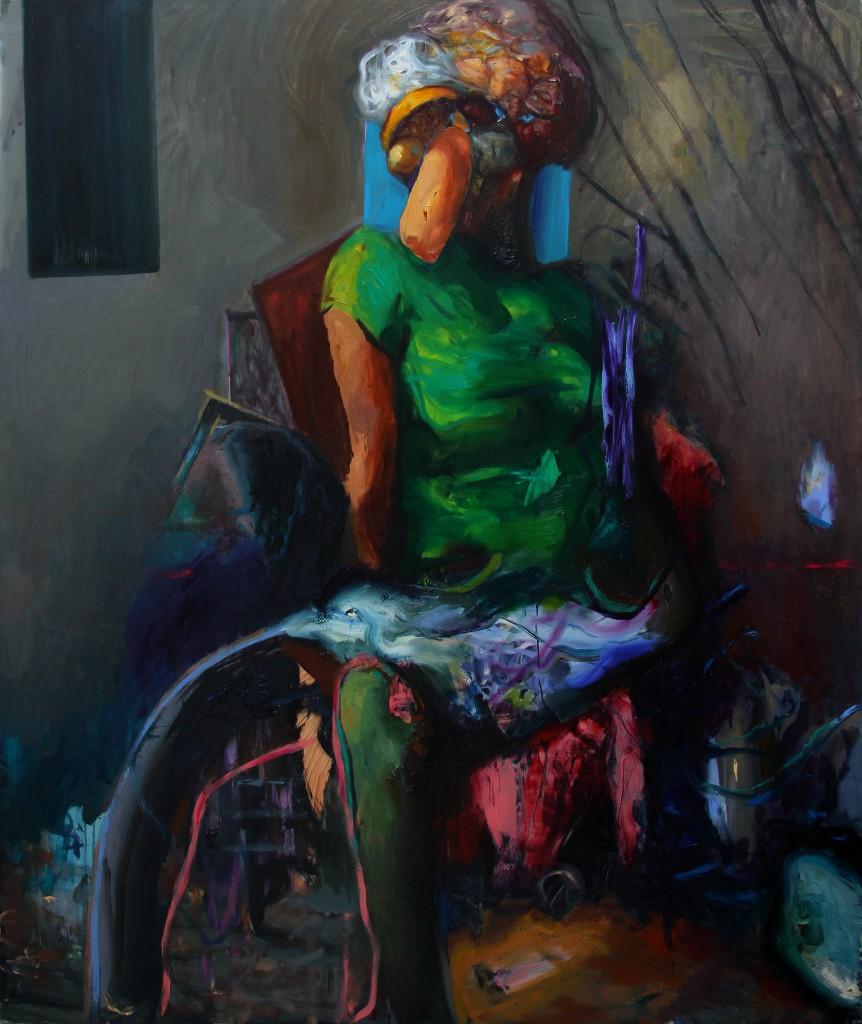 Szabolcs Veres - Phallic Woman (2009)
