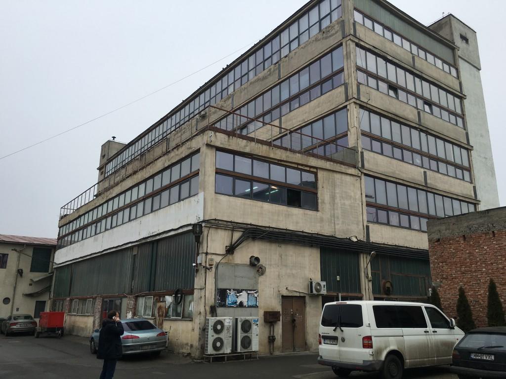 Fabrica de Peinsule in Cluj