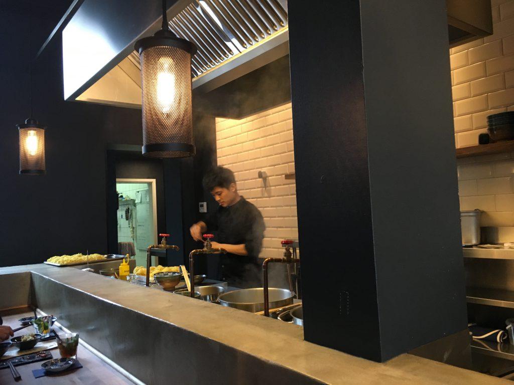 Küche im Daikan