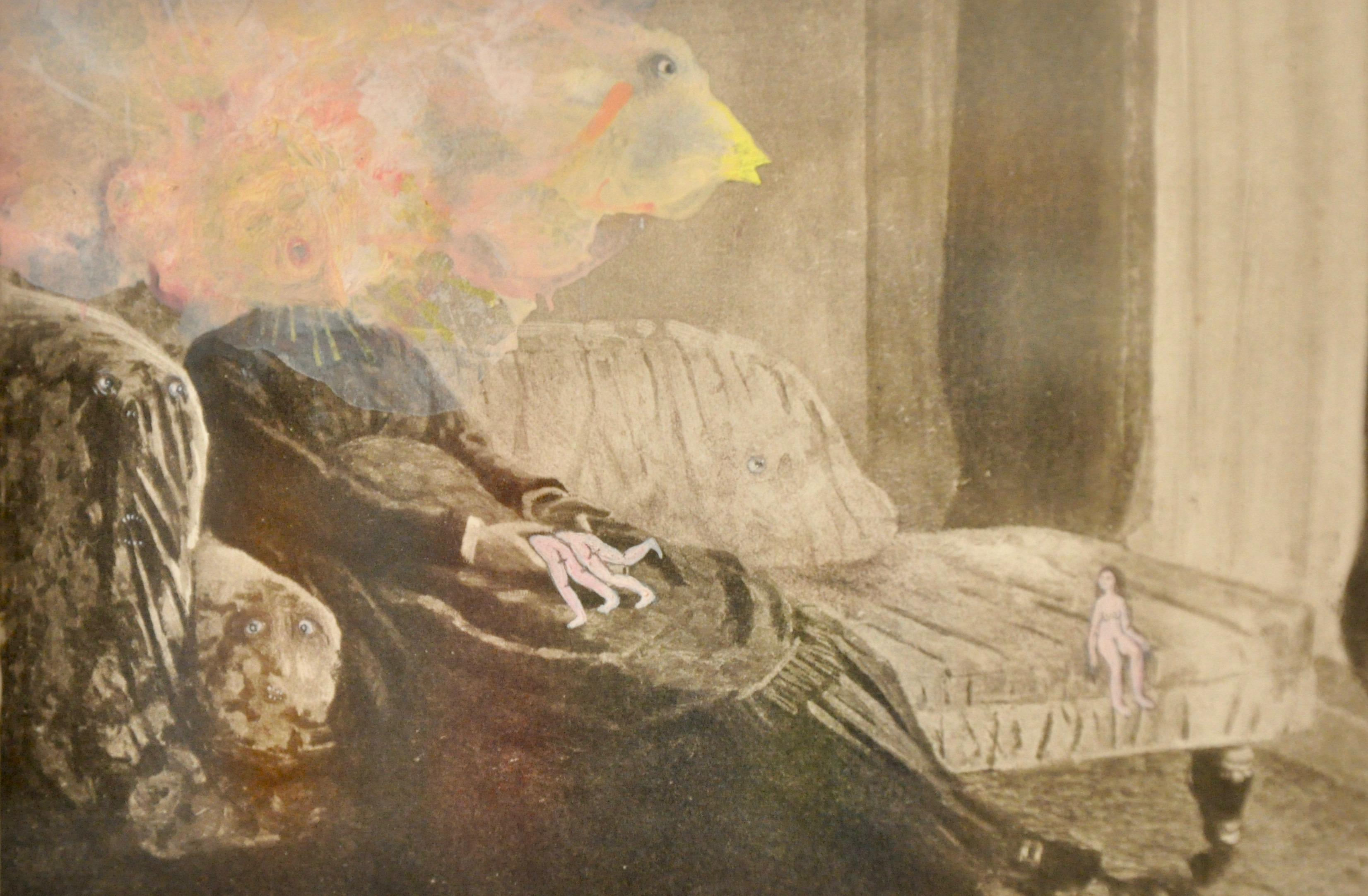 Karin Rougier, U.T. (Ghosts/Depression 2016)
