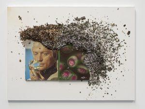 Jonathan Callan - A Base on the Moon (2011) Paper in Acrylic Box