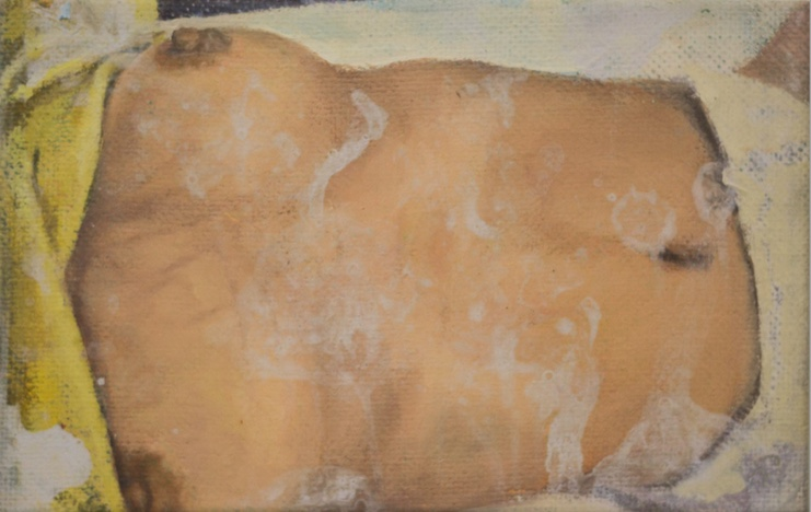 Ioana Iacob, Untitled (Nude/Boobs), 2015