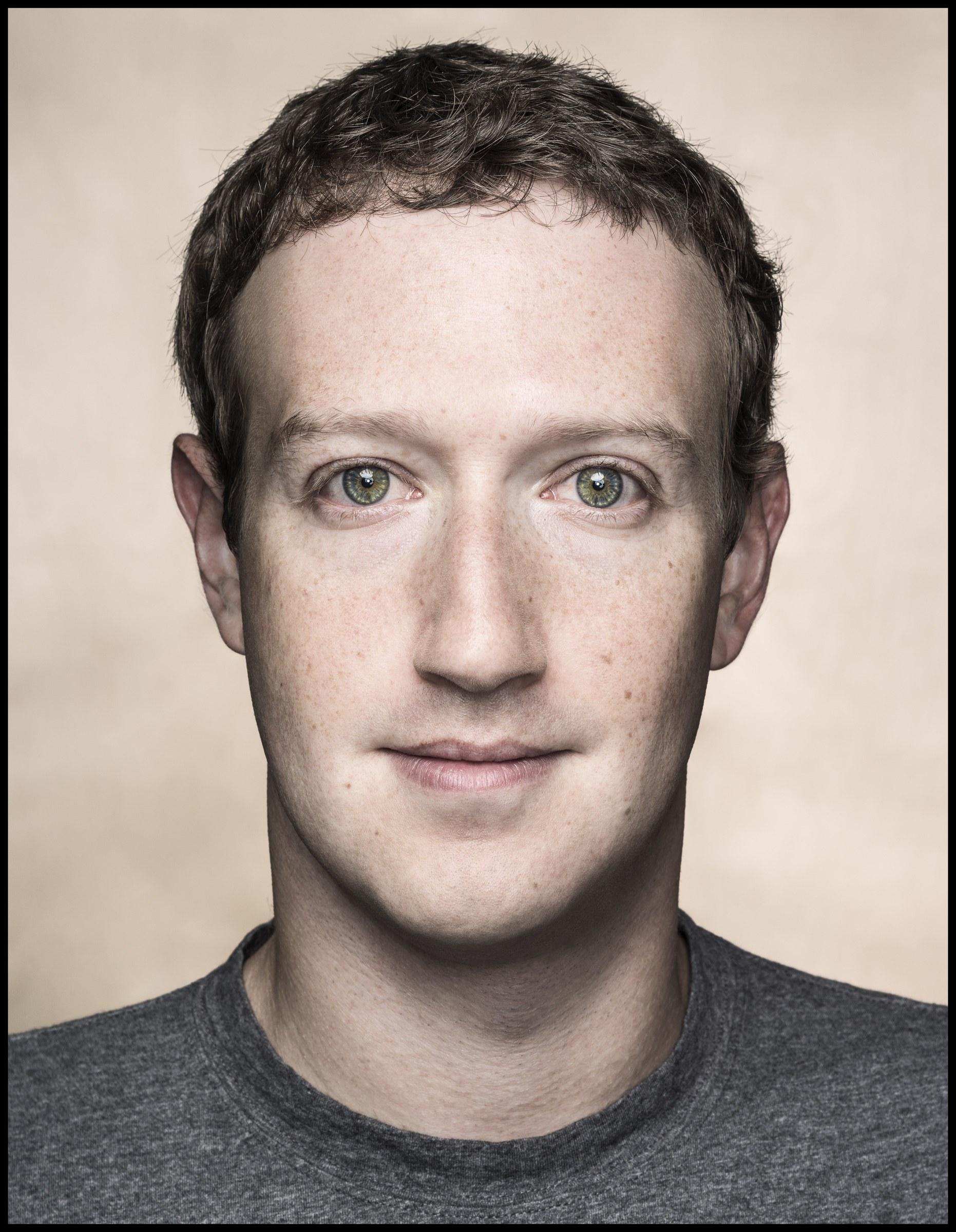 Mark Zuckerberg - V - sie sind unter uns...